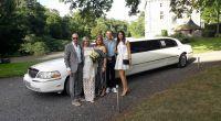 limousine-huwelijk-kasteel