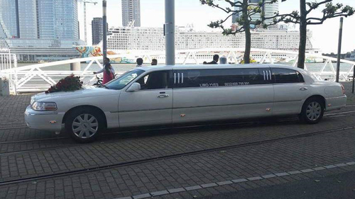 witte limousine teambuilding haven